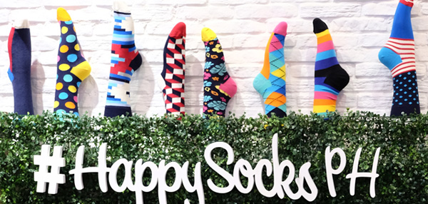 Happy Socks' Quirky Socks Are Colorful Upgrades To Your Man-Drobe