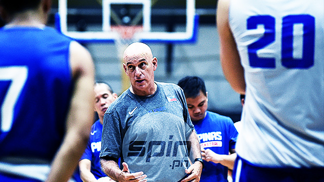 4 Months Away From The Olympic Qualifier: A Gilas Pilipinas Training Update
