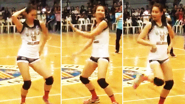 Rachel Anne Daquis Twerks To Our Hearts' Content