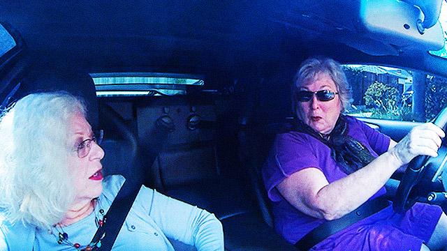 WATCH: Two Grannies Drive A 650-Horsepower Lamborghini