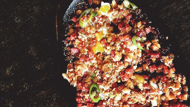 FHM's Weekend Cooking Challenge: Chorisisig
