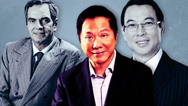 The Road To Riches Of The Philippines' 11 Billionaires