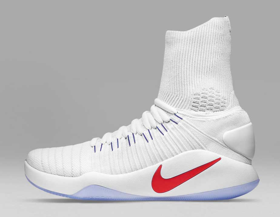 6a400cfadace74 The Hyperdunk 2016 Proves That Sock-Like Kicks Are The Future