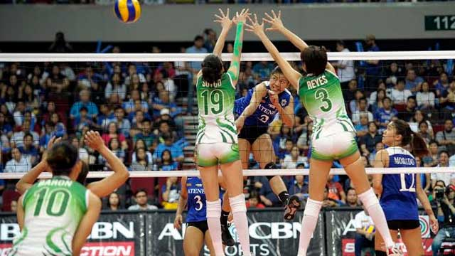 7 Things To Watch For In UAAP Season 78's First Ateneo-La Salle Volleyball Showdown