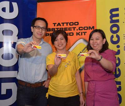 Tattoo-JobStreet broadband stick gives you job hunting with 'no limits'