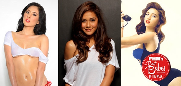 FHM's Best Babes Of The Week: September 9, 2014