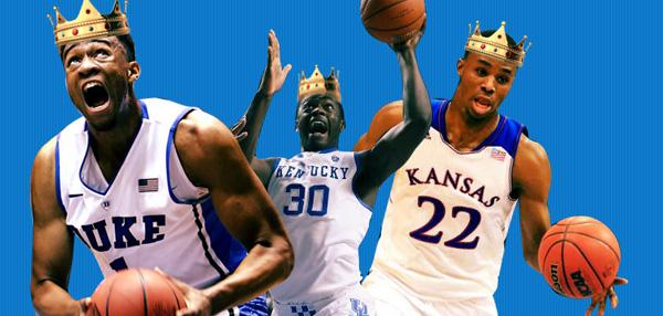 The NBA's Future Three Kings: Wiggins, Jabari, and Randle