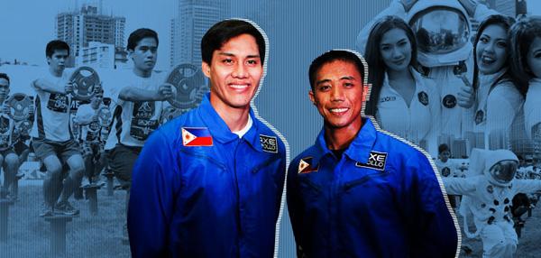 Axe Apollo National Challenge: Meet Our Space-Bound Countrymen!