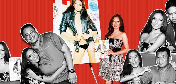 Valerie Bangs Garcia FHM Autograph Signing Photos