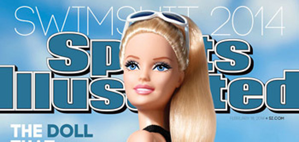 WTF: Is Barbie Really The Cover Girl Of This Year's Sports Illustrated Swimsuit Issue?