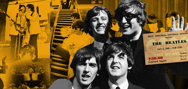 10 Things You Might Not Know About The Beatles' Manila Visit