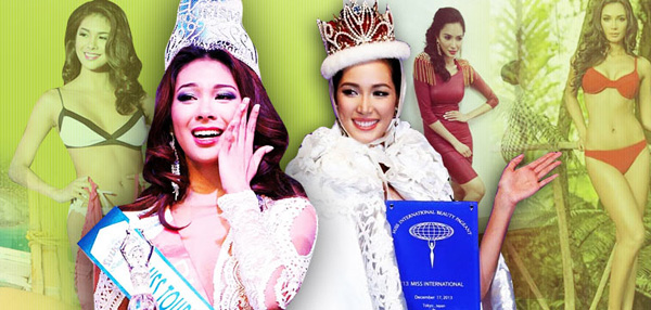 Know Your New Beauty Queens: Bea Santiago And Angeli Gomez!
