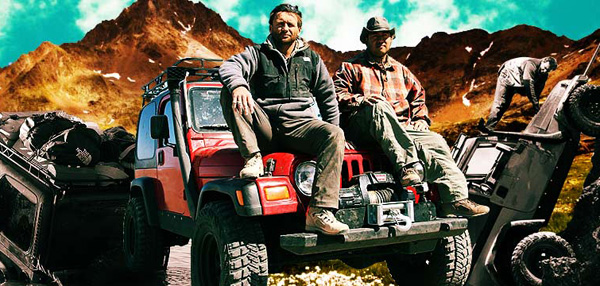 Meet Car VS Wild's Ruby, The World's Toughest Jeep