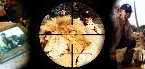 Chavit Singson Is The Vainest Hunter Evah!
