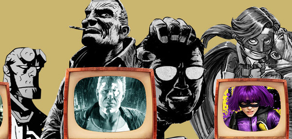 From Comic To Cinema: 10 Best Graphic Novel Adaptations Of All Time
