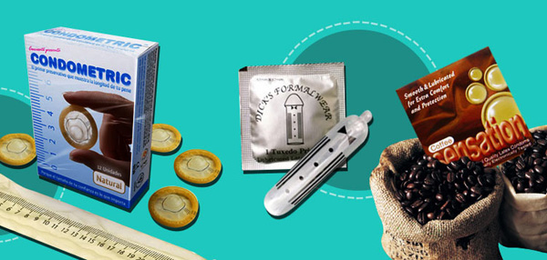 For Your Manoy: The World's Most Unusual Condoms