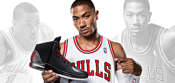 For Derrick Rose and adidas, Basketball Is Everything