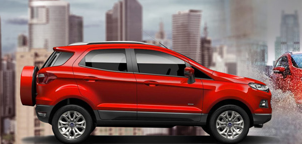 Heads Up: Ford Launches Ecosport Urban Discoveries