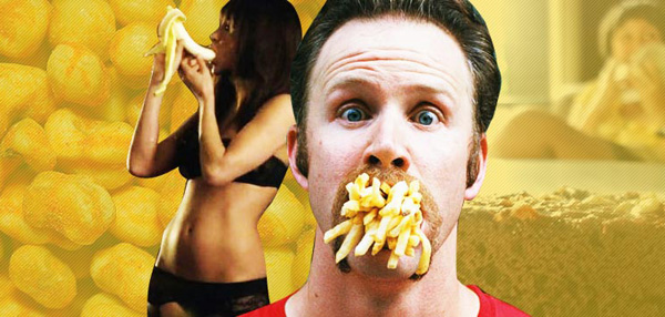 FHM Editors' Blog #11: What People Eat When They Don't Eat Meat