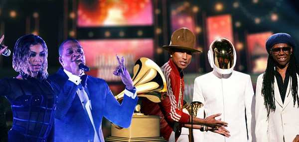 20 Definitive Moments at the 56th Grammy Awards