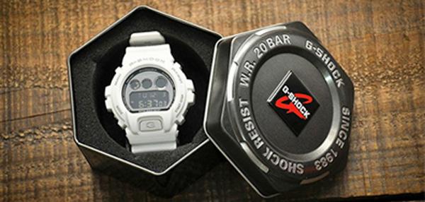 BADASS GADGET ALERT: G-Shock's Shock The World Manila Watch