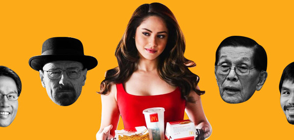 8 Dudes Who Could Use a Surprise Visit From Jessy Mendiola