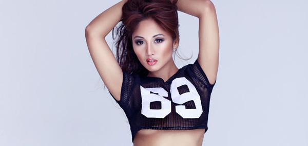 Karen Bordador - FHM Online Babe November 2013
