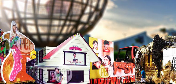 MMFF 2013 Parade: Check Out These Funky Floats