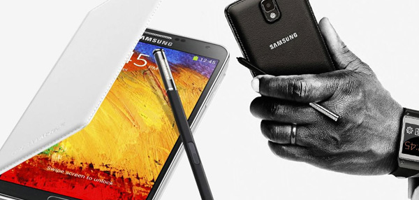 Sammy Got Tech: The Galaxy Note 3 And Galaxy Gear Are Here!