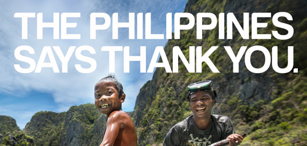 #PHThankYou: 5 Awesome Ways To Thank The World For Yolanda Aid
