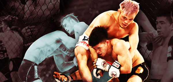 PXC 39: A Closer Look at Mark Striegl's Submission Moves