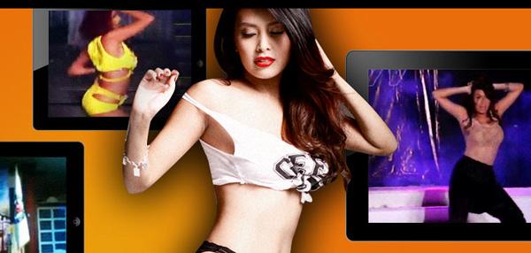 #fhmilovebanana: Sunshine Garcia Owns The Dance Floor!