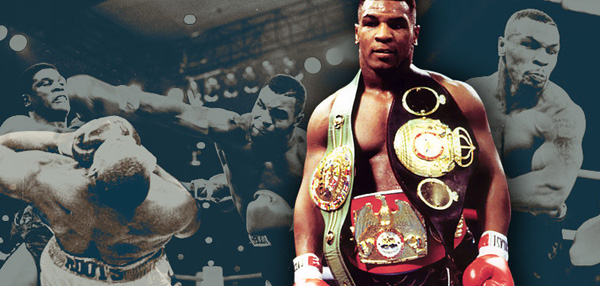 POW! Mike Tyson's Most Skull-Crushing Knockouts