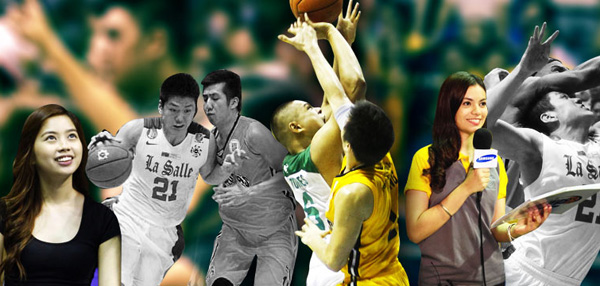 FHM Goes to the UAAP Finals: A Gallery of Tenacious Plays, Teng vs. Teng, and Pretty Kolehiyalas!