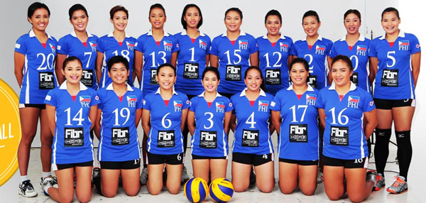 Meet The Power Pinays: Your Philippine National Women's Volleyball Team!