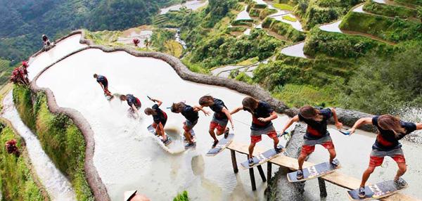 An Interview With Banaue Rice Terraces Wakeskater Brian Grubb