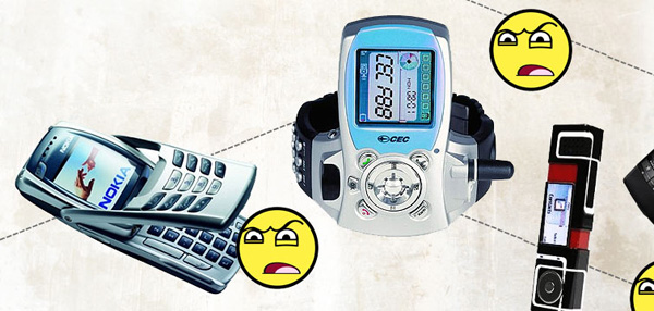 Making Yours Look Ordinary: 7 Phones With Weird Designs