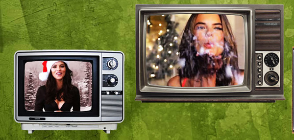 Best Of YouTube: A Christmas Special (Filled With Sexy Victoria's Secret Models!)