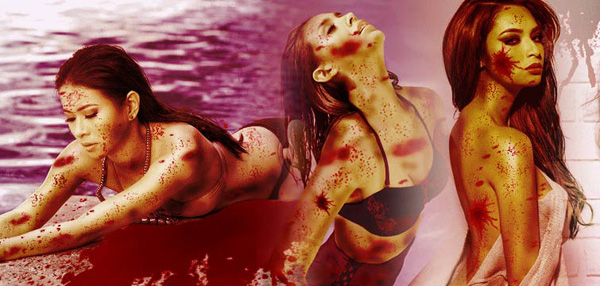 Because It's World Zombie Day: 10 FHM Cover Girls Zombie-fied!