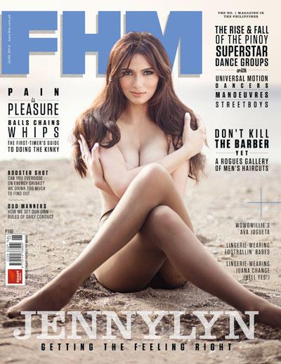 Jennylyn Mercado Cover Babe