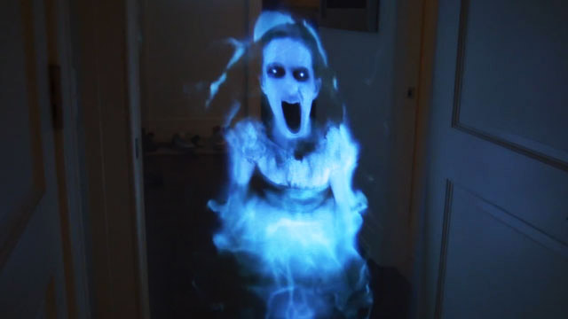This Scary As F*** Ghost Prank Might Be The Closest Thing To A Real Ghost Encounter!