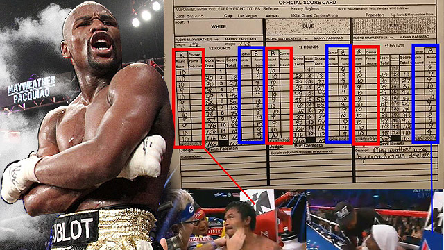 The Superbout Scorecard Conspiracy Has Been Debunked