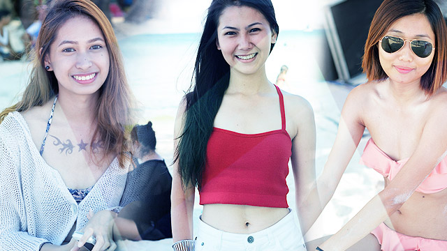 Planet Woman: FHM Hounds LaBoracay's Sexy Ladies With Weird Questions!