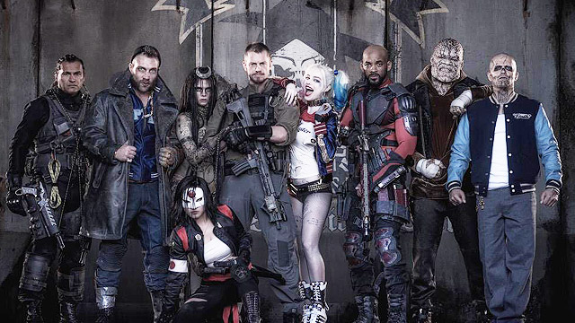 LOOK: Harley Quinn And The Rest Of The Suicide Squad Cast Revealed!