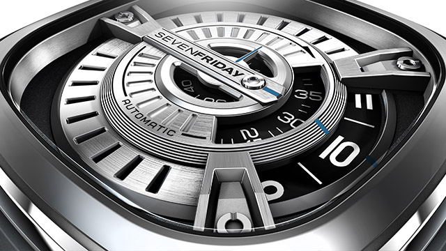 SevenFriday Launches New Watches
