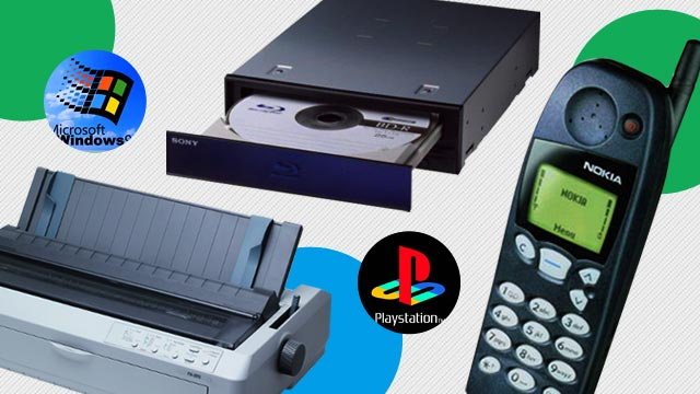 7 Tech Sounds Every '90s Geek Will Know