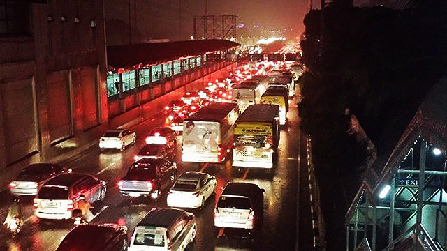 3 Causes Of EDSA Traffic According To A Highway Patrol Group Officer
