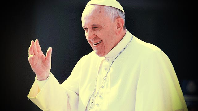 Pope Francis Just Dropped The First Song For His Pop-Rock Album