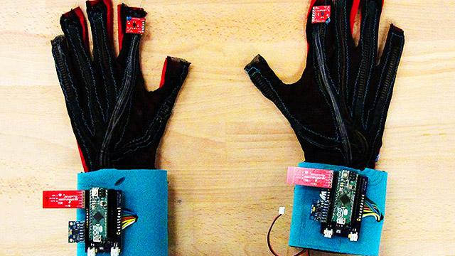 College Students Create Gloves That Turn Sign Language Into Speech