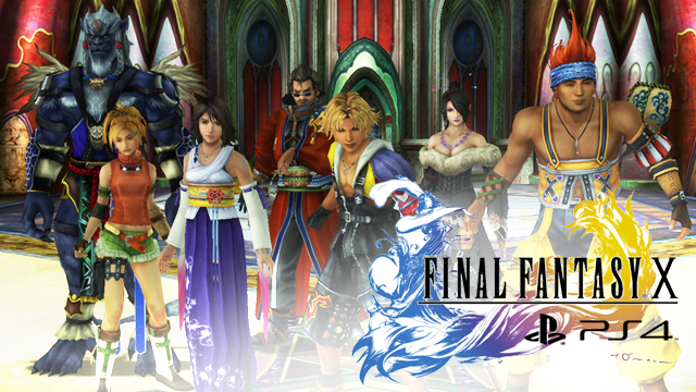 A Hardcore Final Fantasy 7 Fanboy Tries To Hate On The Final Fantasy X HD Remaster